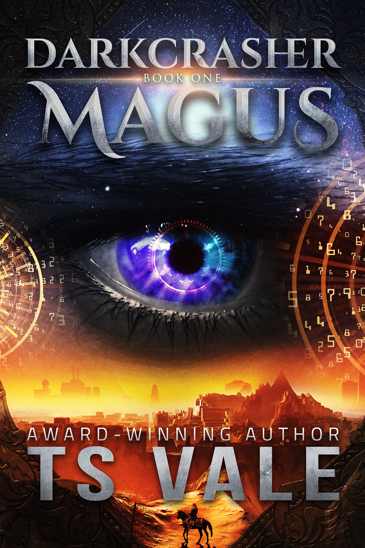 DARKCRASHER: Magus