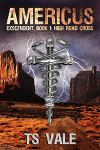 AMERICUS • High Road Cross COVER